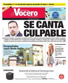 Edición 19 de Febrero 2016  El Vocero de Puerto Rico