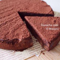 """Yasukoさんのレシピ""""簡単❤生チョコ""""で生チョコケーキを作りました(°ω°) - 48件のもぐもぐ - 生チョコケーキ by 寫眞食堂"""