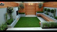 Jardin lateral casa