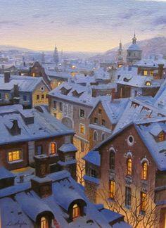 Eugene Lushpin-want to go to Prague