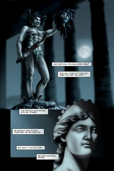Medusa's Lament pg6 by MMHudson.deviantart.com on @deviantART