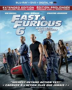 Fast & Furious 6 / Rapides et Dangereux 6 (Bilingual) [Blu-ray + DVD + UltraViolet] (Version française) Blu-ray ~ Vin Diesel, http://www.amazon.ca/dp/B00FL34BLU/ref=cm_sw_r_pi_dp_WYEMtb1JF205G
