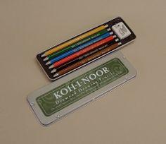 Kooh-I-Noor drawing pencils