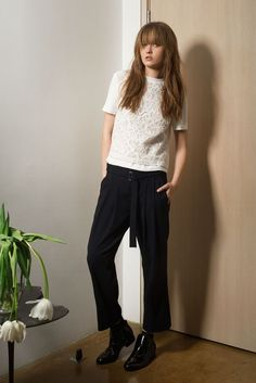 LOOK | 2015 PRE-FALL COLLECTION | A.L.C. | COLLECTION | WWD JAPAN.COM