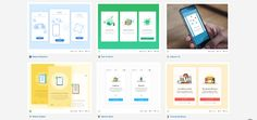These are beautiful designs, but they only depict one of many types of onboarding.