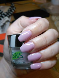 SNS Nails #171 #snsnails #snsnailsireland #dippingpowder