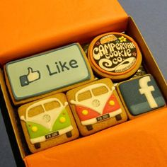 Cookies VW bus Facebook