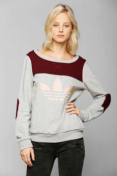 adidas Art Crew Sweatshirt #urbanoutfitters