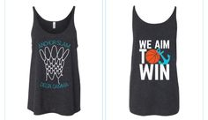 Fresno State Delta Gamma Anchor Slam Tank #anchorslam #tshirt #design #deltagamma #basketball #sorority #fraternity #philanthropy #tanktop