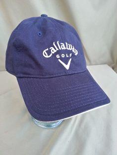 Callaway Golf Strapback Hat