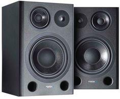 "Fostex8"" 3-way Studio Monitor (Pair)"