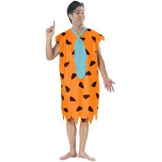 Fred Flintstone (The FlintstonesTM) - Adult Costume Men : X LARGE Rubie's Masquerade http://www.amazon.it/dp/B00345I7DU/ref=cm_sw_r_pi_dp_I5Z5tb13CHVB6