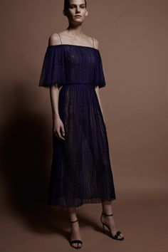 Catwalk photos and all the looks from J.Mendel - Pre Autumn/Winter 2016-17 Ready-To-Wear New York Fashion Week