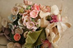 millinery flowers | Flickr - Photo Sharing!