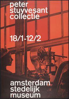 Wim Crouwel, Peter Stuyvesant collectie