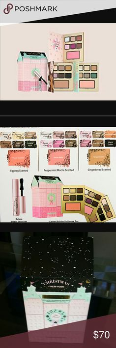 WEEKEND SALE!!! TOO FACED GRANDE HOTEL CAFE NEW PRICE IS FIRM Too Faced Makeup Eyeshadow
