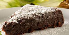 Como fazer bolo de chocolate sem farinha?
