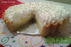 Mamás Latinas en USA // Cocinar,comer y compartir: Pie de Limón