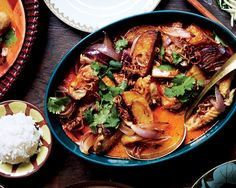 The food equivalent of a warm, cozy sweater. Homemade Massaman Chicken. Use prepared massaman curry paste to speed up the preparation of this nuanced dish.