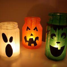 DIY   Halloween-Windlichter