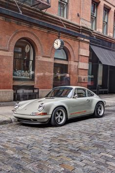 911 Singer Porsche Restored - Reimagined - Reborn