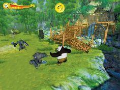 Kung Fu Panda 2 Screenshot