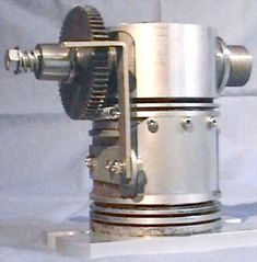 Indexing Head with Tailstock