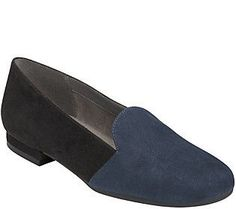 A2 by Aerosoles Colorblocked Flats - Good Call