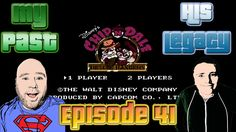 My Past His Legacy Episode 41 Chip and Dale Rescue Rangers NES He didn't...
