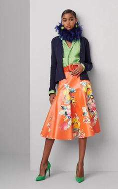 Get inspired and discover Ralph Lauren trunkshow! Shop the latest Ralph Lauren collection at Moda Operandi. Ralph Lauren Style, Ralph Lauren Collection, Leather A Line Skirt, Cocktail Attire, A Line Skirts, Spring Outfits, Fashion Brands, Spring Fashion, Style Inspiration