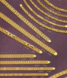 Exceptional A Gold Chain for Men Makes The Perfect Gift Ideas. Exhilarating A Gold Chain for Men Makes The Perfect Gift Ideas. Gold Chain Design, Gold Ring Designs, Gold Earrings Designs, Gold Jewellery Design, Gold Jewelry, Chain Jewelry, Bracelet Designs, Gold Chain Bracelet Mens, Gold Bracelet Indian