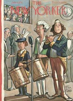 The New Yorker - Saturday, July 4, 1936 - Issue # 594 - Vol. 12 - N° 20 - Cover by : Peter Arno