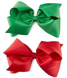 Copper Key Holiday King Bows 2-Pack