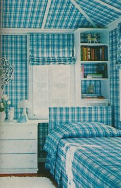 Teenage Bedroom c.1966