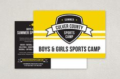 Fully editable Energetic Sports Camp Postcard Template complete with photos and graphics. Postcard Template, Postcard Design, Post Card, Juventus Logo, Free Resume, Note Cards, Sample Resume, Print Design, Camping