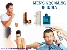 #Mens #grooming sales more than doubled over the past five years