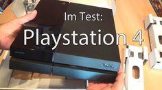 awesome Test Playstation 4 von Sony (deutsch - Caulius probiert PS4 aus)