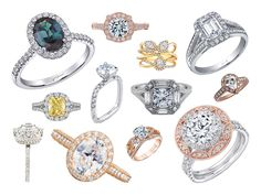 17 Popular Engagement Ring Trends | TheKnot.com