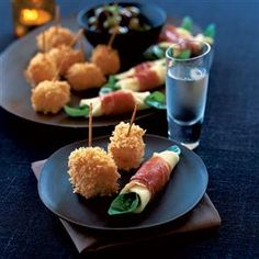 Cocktail Cheese Bites