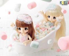 Nina's Dolls: Kinoko Juice/Azone : Kikipop, c'est quoi?