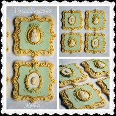 Versailles cookies