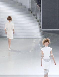 #couture week #paris #soup #soup Digital #soupmagazine #chanel #dior #Jean Paul Gaultier