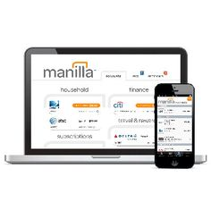 Take paperless billing to the next level with Manilla.com, a free service that helps you manage and organize your bills. You'll never pay a late fee again!
