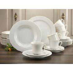 Gloria 30 Piece Dinnerware Set | Wayfair UK