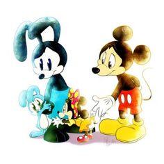 Hiya by KicsterAsh on DeviantArt Walt Disney Pixar, Disney Games, Disney Mickey, Disney Art, Mickey Mouse Cartoon, Mickey Mouse And Friends, Mickey Minnie Mouse, Old Cartoons, Classic Cartoons