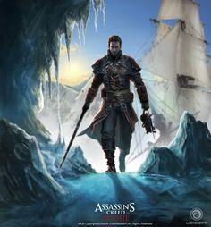 Assassin's Creed Rogue •drazebot