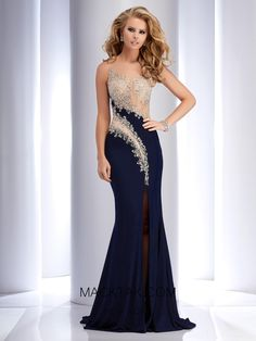 Sheer Neck CLARISSE 2016 Arabic Prom Dresses Beaded Backless Crystals Beaded Mermaid Prom Gowns Sexy Formal Dresses Evening Women Wear Cheap