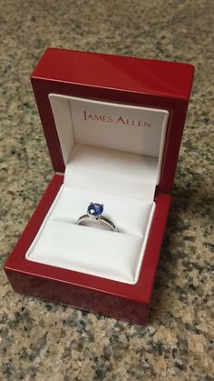 Platinum 2mm Comfort Fit Solitaire Engagement Ring