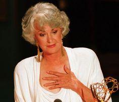 bea arthur | Bea Arthur, Dorothy de Las chicas de Oro, muere a los 86 años ...
