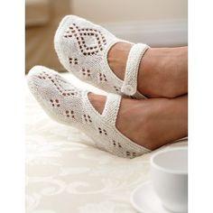 Lace Slipper | Yarnspirations| Intermediate Pattern| Patons | Summer Style | Summer OOTD |